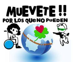 #mueveteporlosquenopueden