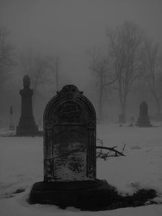 """His soul swooned slowly as he heard the snow falling faintly through the universe and faintly falling, like the descent of their last end, upon all the living and the dead.""  The Dead by James Joyce"