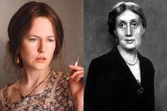Actors who look the part - Virginia Woolfe