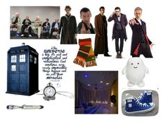 """""""Doctor Who? T.A.R.D.I.S. home through Time & Space"""" by linaila-stor on Polyvore"""