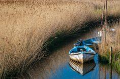 Bullrush Boat, Norfolk Broads