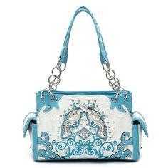 Western Cowgirl Two Gun Design Satchel Bag   Clothing, Shoes & Accessories, Women's Handbags & Bags, Handbags & Purses   eBay!