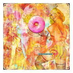 MissesDonutQueens By: Rob Collinet #donut