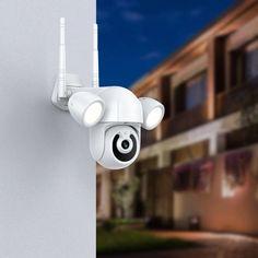 INQMEGA ST-939 - US$39.99 (coupon: BGCNYFE418) 📉 3MP Smart WIFI Lighting IP Camera Courtyard Floodlight Outdoor IR IP66 Waterproof Home Garden CCTV Security Surveillance Cam Lights Wall Lamp #IP #Camera #INQMEGA #ST939 #CCTV #IP #Camera #banggood #IPCamera #1080P #coupon #купон 1798524
