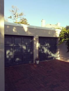 Off Road double garages + two more car bays Double Garage, Bays, Garages, Cape Town, Offroad, Maine, Home And Family, Mansions, House Styles