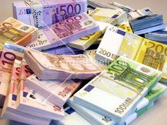 Stapels bankbiljetten