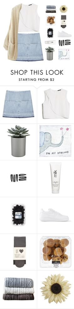 """""""For my Darling"""" by mollyallerton ❤ liked on Polyvore featuring Aries, MANGO, Crate and Barrel, H2O+, NIKE, Oasis, Johanna Howard and Pier 1 Imports"""