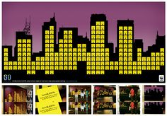 Print Stickies for WWF International by Leo Burnett Group Manila - 60 Earth Hour Wwf Earth Hour, Guerilla Marketing, Creative Advertising, Guerrilla, New Adventures, Manila, Say Hello, Ads, Gallery