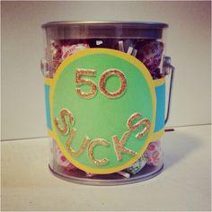 50th birthday gift!
