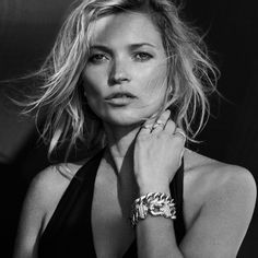 Read Next:  Kate's Triumphant Return  The super celebrates a decade with David Yurman with new campaign.  - Harper's BAZAAR Magazine