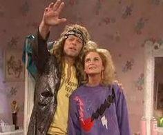 Jon Bon Jovi & Amy Poehler (SNL)