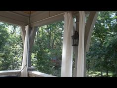 Making Custom DIY Curtains for Your Porch or Patio - PerfectPorchSwing.com