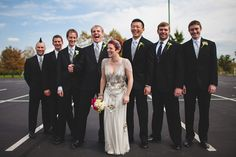 wedding photo by Ely Brothers Photography | via junebugweddings.com