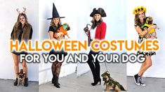 Halloween Costumes With Your Dog