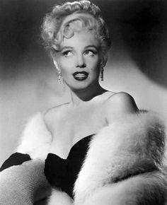 Marilyn Monroe by Ed Clark, 1950 www.MadamPaloozaEmporium.com www.facebook.com/MadamPalooza                                                                                                                                                      More