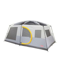 Love this Weathermaster 10-Person Hybrid Cabin Tent by Coleman on #zulily! #zulilyfinds