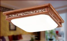 Find More Ceiling Lights Information about Remote Control Asian Chinese Style Flush Mount Ceiling Light LED 54W Large Wood Light Ceiling Lamp For Living Room Oriental Lamp,High Quality light brown evening dresses,China lamp sensor Suppliers, Cheap lamp plus lighting from TATA Washitsu Interior Design & Decor on Aliexpress.com