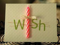 KiWeZ: DIY: Geburtstagskarte basteln