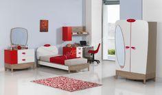Dafne Genç Odası En Değerli Varlıklarınız Çocuklarınız İçin Seçimleriniz Çok Önemli Onları Mutlu Etmek Sizinde Mutluluğunuz Demek http://www.yildizmobilya.com.tr/dafne-genc-odasi-pmu5425 #kadın #genc #mobilya #dekorasyon #populer #modern #bed #bedroom http://www.yildizmobilya.com.tr/