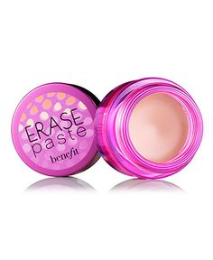 Benefit Erase Paste Concealer - I use this as an under-eye concealer and it is seriously the best I have found!