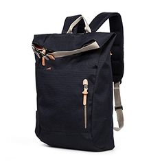 a97dd4149f UIYI Unisex Casual Canvas Shoulder Backpack Lightweight Organizer Shoulder  Bag 150111     Learn more by visiting the image link.