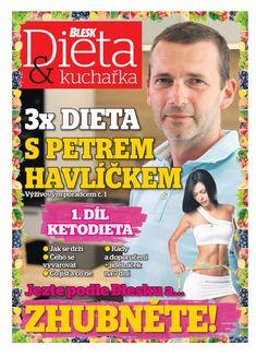 Speciální příloha Petra Havlíčka zaměřená na Ketodietu.