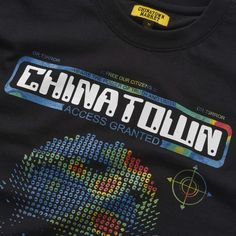 Chinatown Market AI T-Shirt - MEDIUM / BLACK