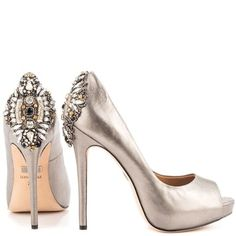 Badgley Mischka Dree Wedding Shoes. Badgley Mischka Dree Wedding Shoes on Tradesy Weddings (formerly Recycled Bride), the world's largest wedding marketplace. Price $120.00...Could You Get it For Less? Click Now to Find Out!