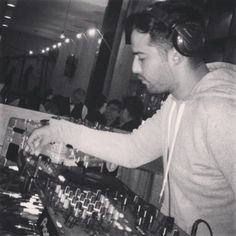 Playing at Brooklyn Rooftop Mexico City