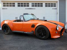Backdraft Racing Cobra – Factory Built Jack Roush Edition.
