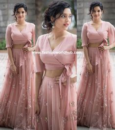 Ritika Singh in Taavare Party Wear Indian Dresses, Designer Party Wear Dresses, Indian Gowns Dresses, Indian Bridal Outfits, Indian Fashion Dresses, Dress Indian Style, Indian Designer Outfits, Indian Wedding Gowns, Fashion Outfits