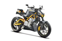 Hero Hastur 620 Concept - A Streetfighter with EBR Inside