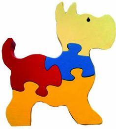 Wooden Jigsaw PuzzlesWood PuzzlesKids Puzzles