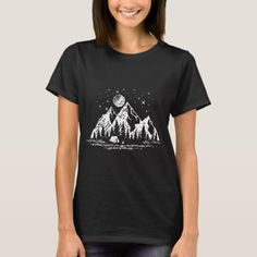 Camping Camper Campfire Adventure Outdoor Camper F T-Shirt   camping craft idea, gifts for the outdoorsman, camping decorating ideas #dishscrubbies #dishscrubbie #dishscrubby Love T Shirt, Shirt Style, Elizabeth Warren For President, Chemistry T Shirts, Funny Chemistry, Pride And Prejudice, Wardrobe Staples, Shirt Designs, T Shirts For Women