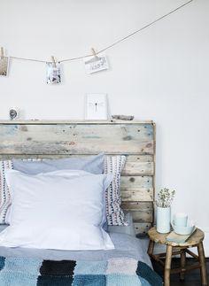 hjemmelavet sengegavl