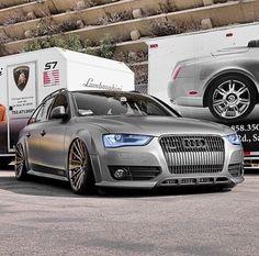 Audi on air