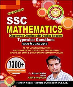Ssc general studies 7300 by rakesh yadav sir pdf engineering rakesh yadav ssc mathematics 2017 fandeluxe Choice Image