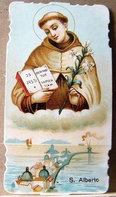 Oracion A San Antonio, Vintage Holy Cards, Catechism, Catholic Saints, Medium Art, Christianity, Goddess Lakshmi, Faith, Virgin Mary