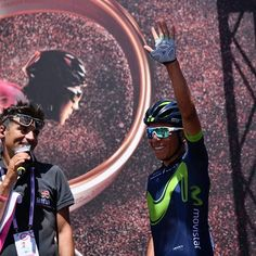 source instagram movistar_team Will it be his day? #VamosNairo  #Giro100 ( LaPresse / @giroditalia) movistar_team 2017/05/14 20:46:41