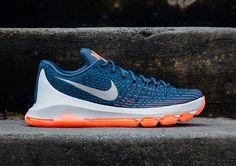 fa7f1cbaa9e4 Nike KD VIII  Ocean Fog  Sko Sneakers