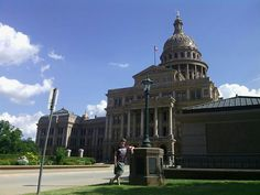 Capitolio in Austin, texas