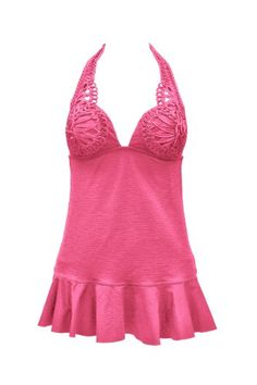 Pink Betsey Johnson Swim dress