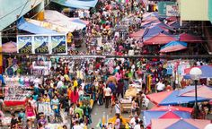 At the center of the Philippine capital of Manila, the market-rich neighborhood of Quiapo packs in a bewildering variety of cultural, culinary, and corporeal colors that makes the rest of the city pale in comparison. (From: Photos: See the Most Colorful Towns in the World)