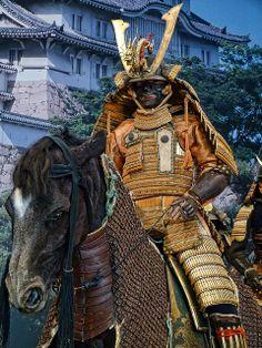 Samurai Tachidō Tōsei Gusoki Armor attributed to Myōchin Nobui Late Edo Period 19th century CE Japan Iron, Laquer, gold, lacing | Flickr - F...