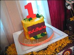 I'm just pinning this because I can't believe I found a cake w/ that name on it.
