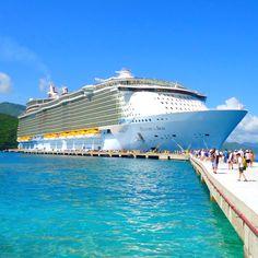 Allure of the Sea. Royal Caribbean.
