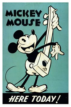 One-String Mickey