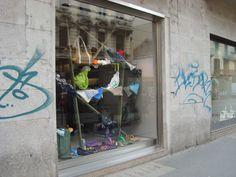 Antonia men's store in Milan - one of the best men's multi-brand stores
