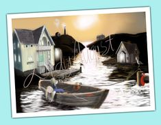 Tusen takk folkens Nye, Folk, Digital Art, Painting, Popular, Painting Art, Fork, Paintings