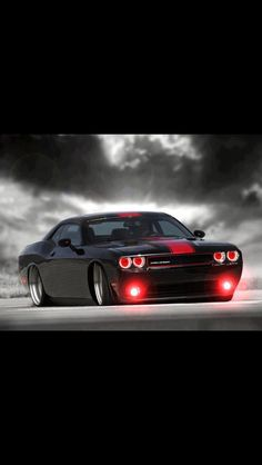 Custom Dodge Challenger